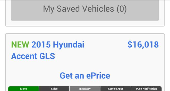 South Charlotte Hyundai apk screenshot