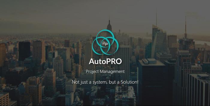 AutoPRO poster