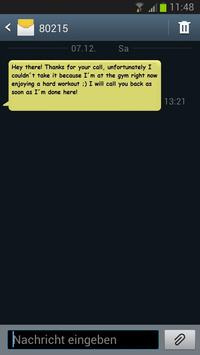 SMS Automatic Reply apk screenshot