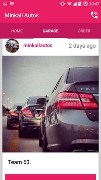 Minkail Autos apk screenshot