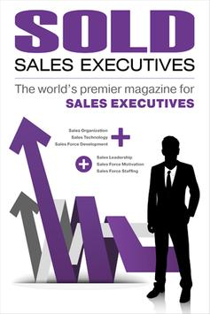 SOLD Sales Executives poster
