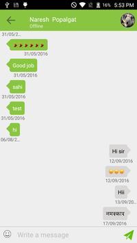 G Chat apk screenshot