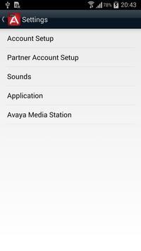 Avaya Media Station CFE apk screenshot