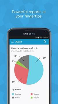 Avaza - Invoices & Timesheets apk screenshot