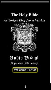 Audio Visual Bible poster