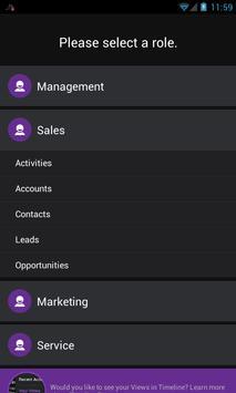 AvePoint Timeline for CRM apk screenshot