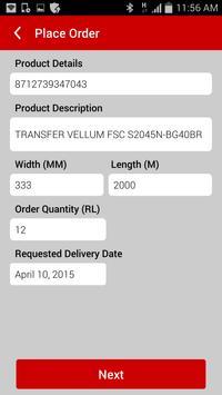 Scan-To-Order apk screenshot