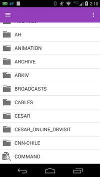Avid MediaCentral | UX apk screenshot