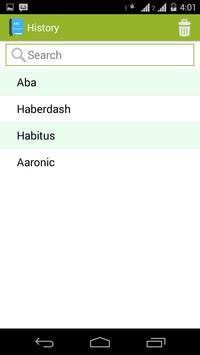 English Bulgarian Dictionary apk screenshot