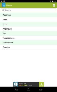 English To Polish Dictionary apk screenshot