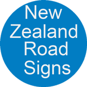 New Zealand Traffic Signs icon