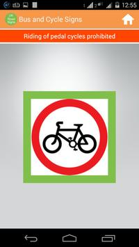 UK Road and Traffic Signs apk screenshot