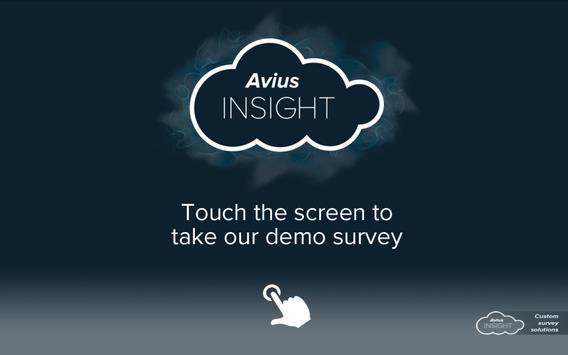 Avius Surveys poster