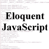 Eloquent JavaScript Book icon