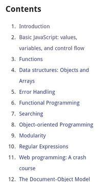 Eloquent JavaScript Book poster