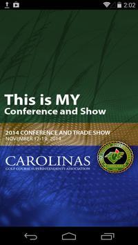 Carolinas Show poster