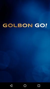 Golbon Go! poster
