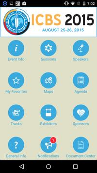 ICBS 2015 apk screenshot