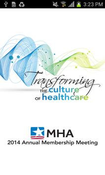 MHA Annual 2014 poster
