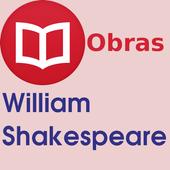 William Shakespeare - Obras icon