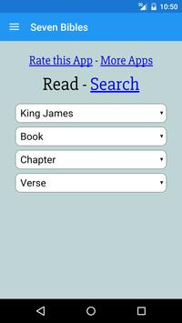 Seven Bibles apk screenshot