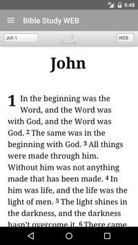World English Bible Study apk screenshot