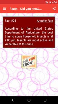 Facts - Did you know... apk screenshot