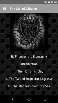 The Call of Cthulhu Lovecraft poster
