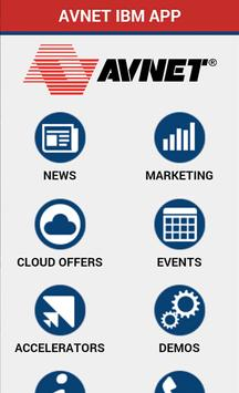 AVNET IBM apk screenshot