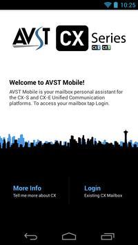 AVST Mobile poster