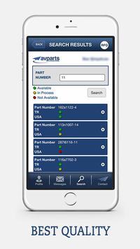 Avparts International apk screenshot