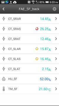 EagleLinkIT – Data Log apk screenshot
