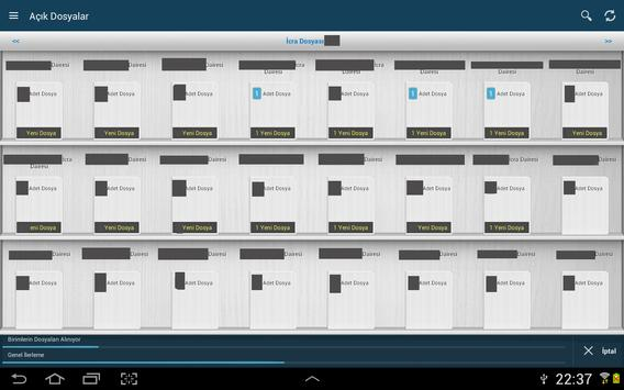 Mobil Avukat Portal apk screenshot