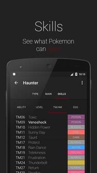 Dexter - Lightweight Pokedex apk screenshot