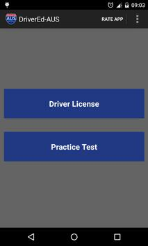 Canada Driver License Reviewer poster