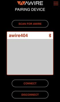 AWIRE TECH apk screenshot