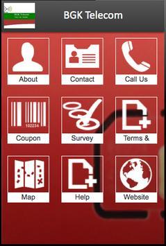 BGK Telecom apk screenshot