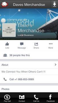 Daves Merchandise poster
