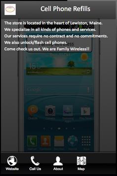 Cell Phone Refills apk screenshot