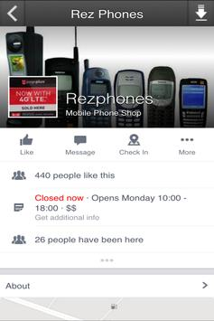 Rez Phones apk screenshot
