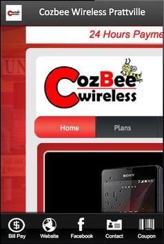 Cozbee Wireless Prattville poster