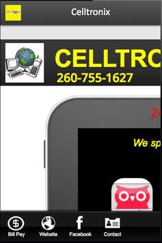 Celltronix apk screenshot