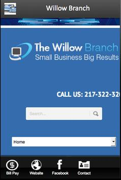 Willow Branch poster