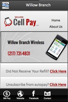 Willow Branch apk screenshot
