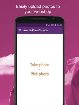 Axerrio PhotoShooter poster
