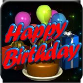 Birthday Greeting Card icon
