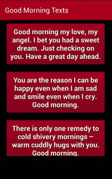 Romantic Text Messages apk screenshot