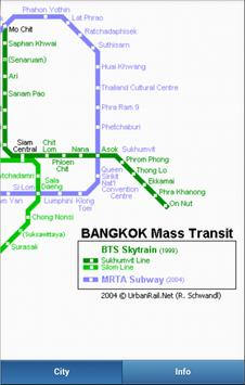 Subway Maps (Asia) poster