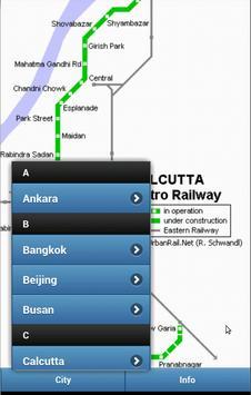 Subway Maps (Asia) apk screenshot