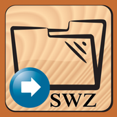 SWZ File Manager Player -Flash icon